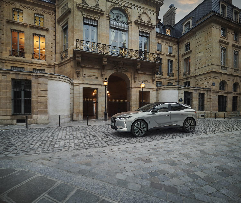 DS Automobiles представляет вершину технологичности
