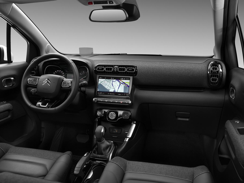 Citroёn презентували оновлений С3 Aircross
