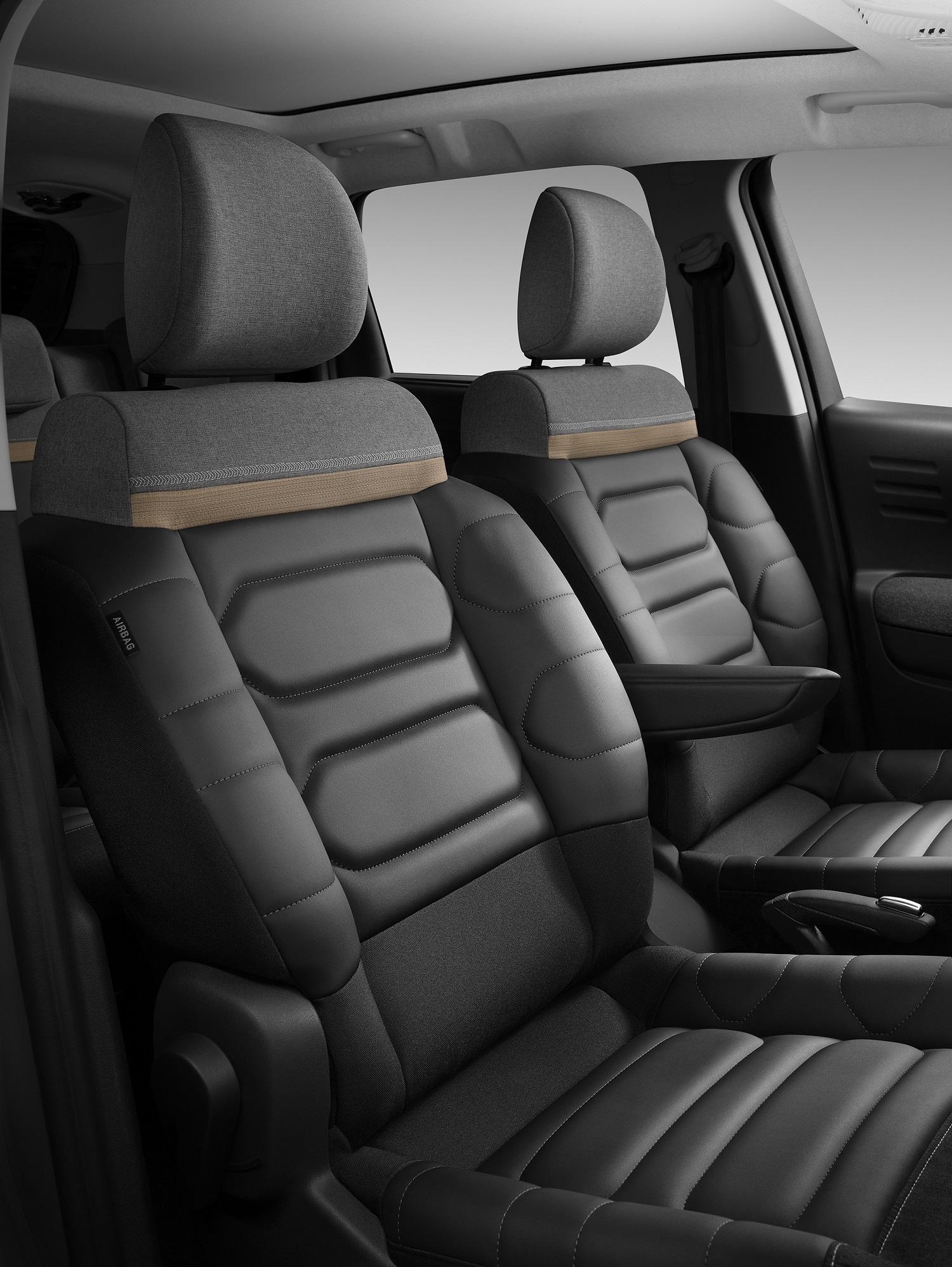 Новый CITROЁN С3 Aircross: больше дизайна, оригинальности, комфорта