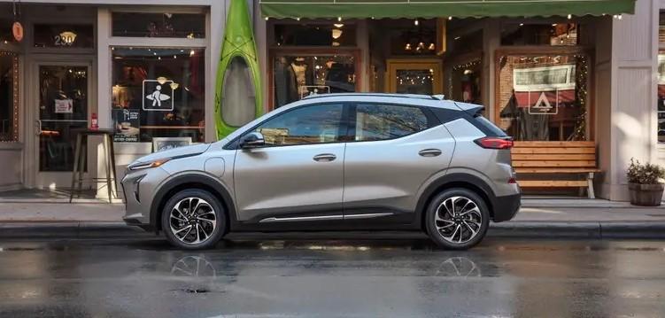 Электромобили от Chevrolet становятся дешевле