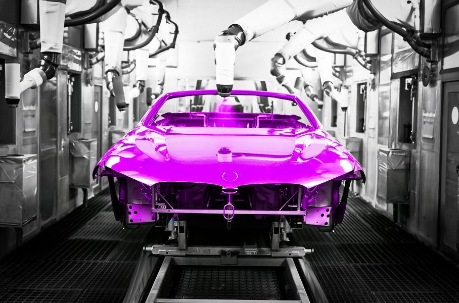 Названо рейтинг найпопулярніших кольорів автомобілів в світі