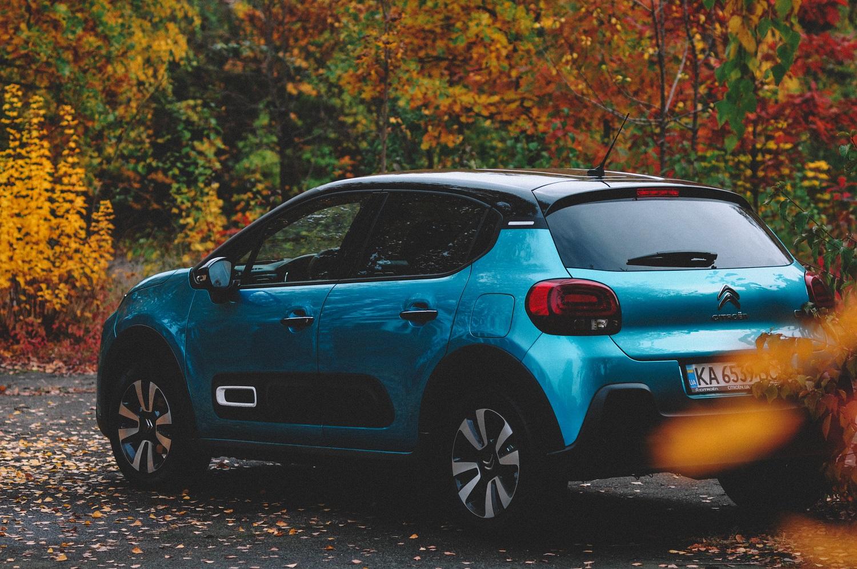 Новый CITROЁN С3 – финалист акции «Автомобиль года в Украине 2021»