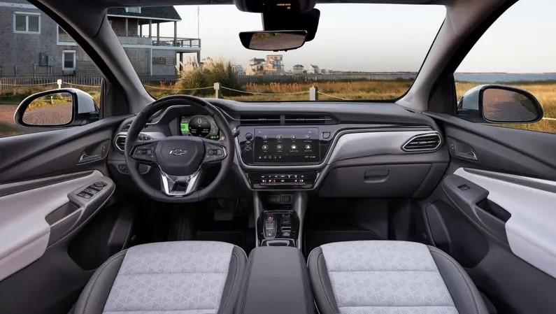 Електромобілі від Chevrolet стають дешевшими