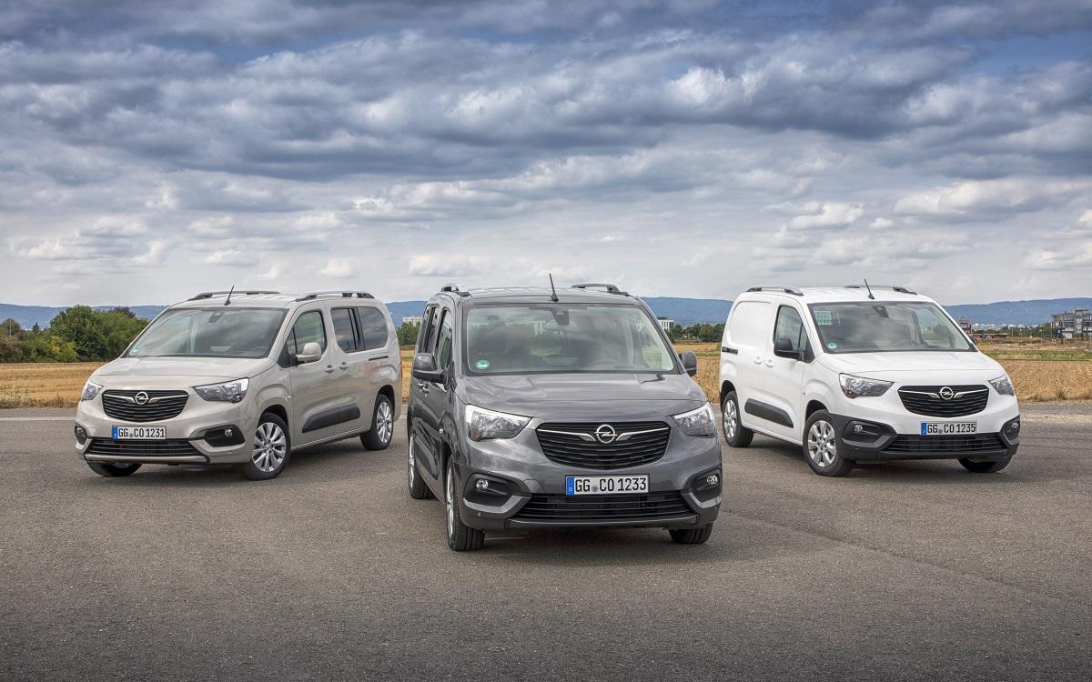 Opel снижает цены на все коммерческие автомобили