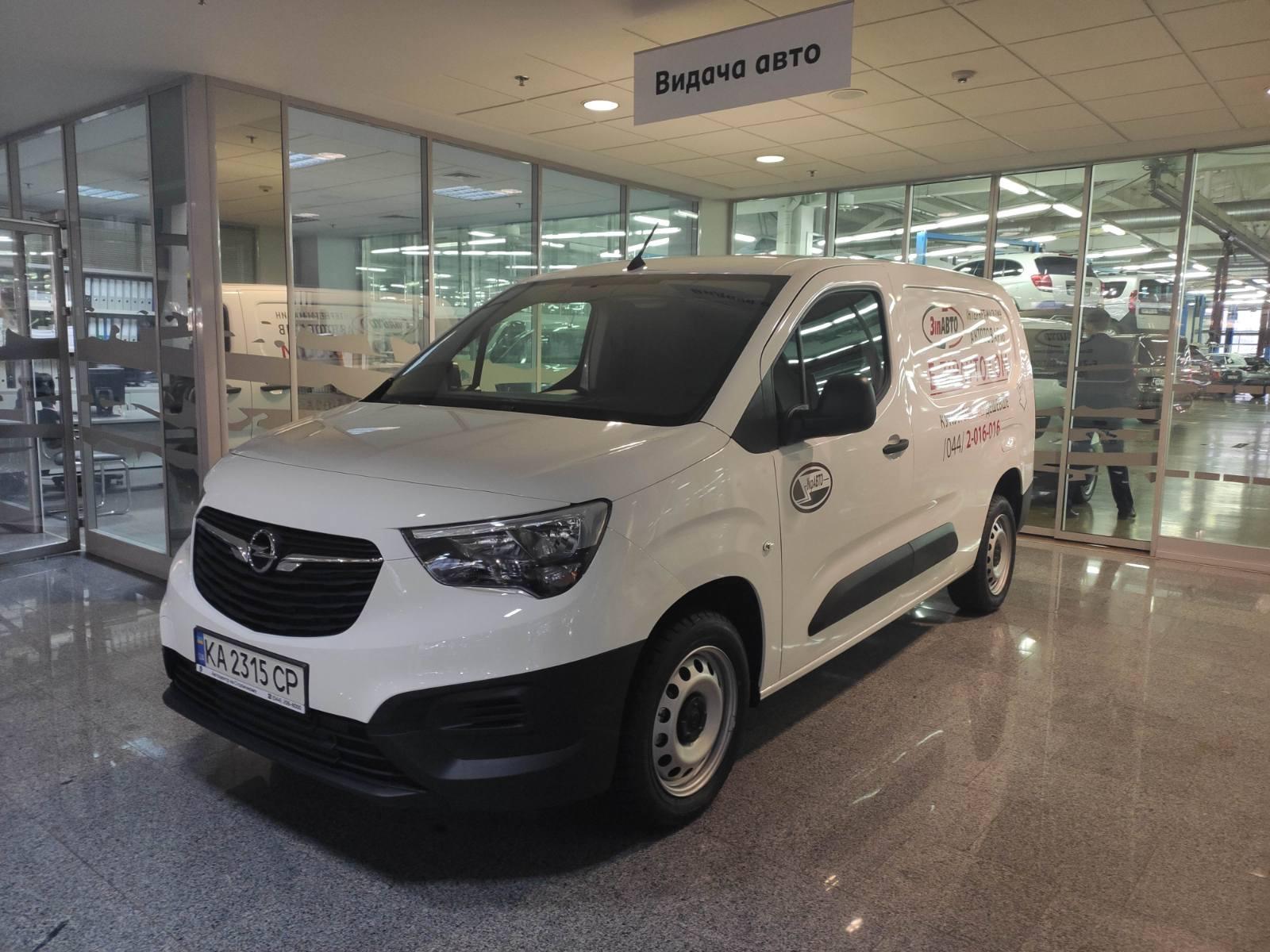Комерційні автомобілі Opel знаходять нових корпоративних покупців
