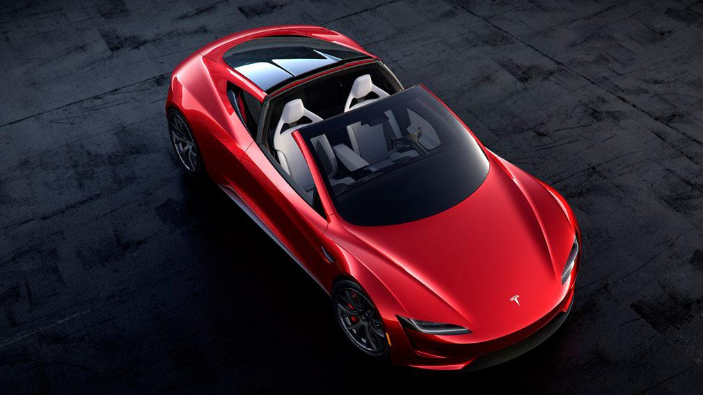 Tesla запатентовала новую технологию очистки лобового стекла