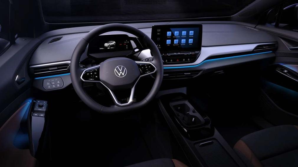 Volkswagen запускает старт продажи новых ID.4