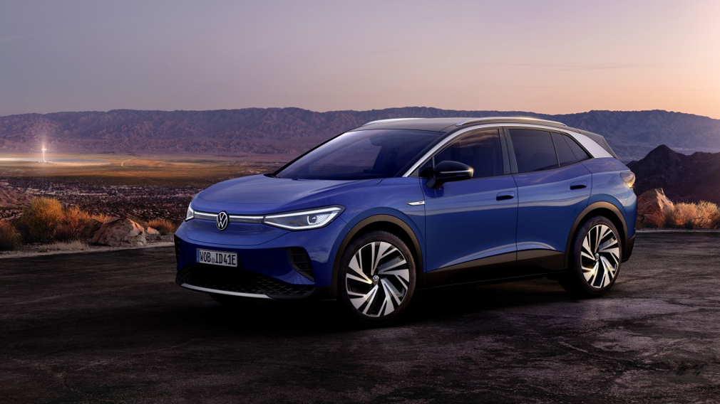 Новий електрокар Volkswagen ID.4 виходить на світовий ринок