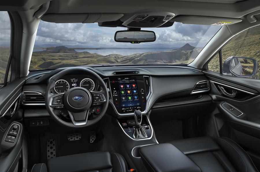 Японці виводять на ринок європейську версію Subaru Outback шостого покоління