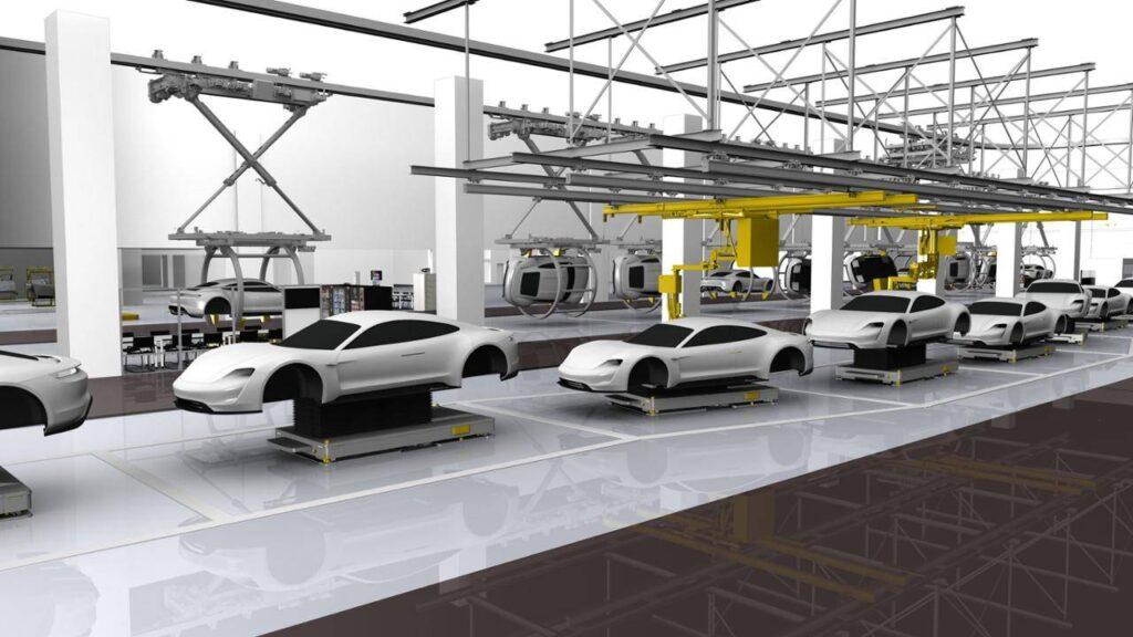 Миллиард евро потратит Porsche на борьбу с углеродным следом