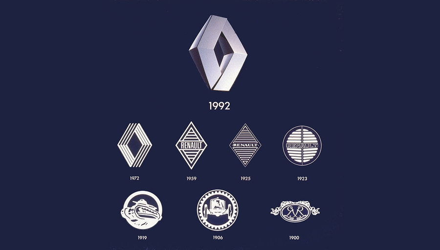 Renault представила новий логотип