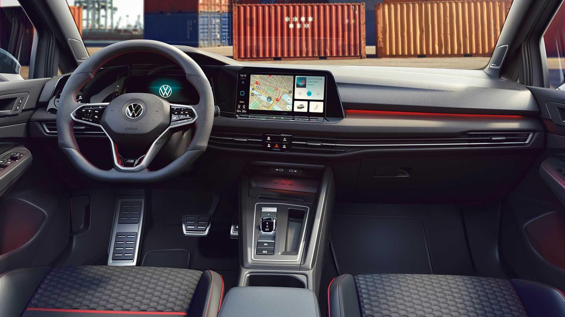 Volkswagen відзначив 45-річчя своїх хот-хетч спецверсією «Гольфа»