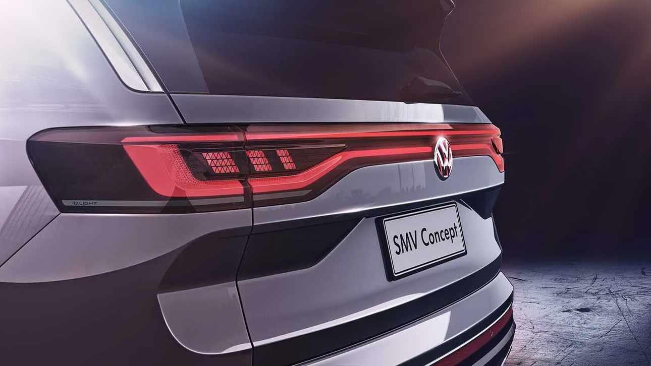 Volkswagen представить новий найбільший кросовер в 2021 році