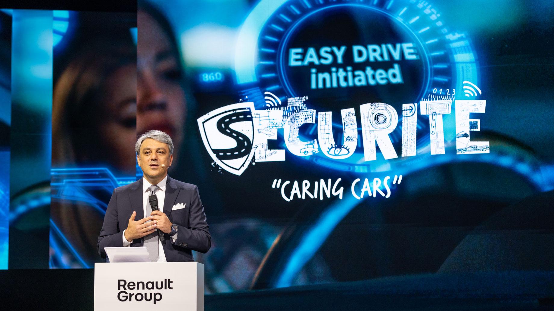 Renault ограничат скорость будущих моделей