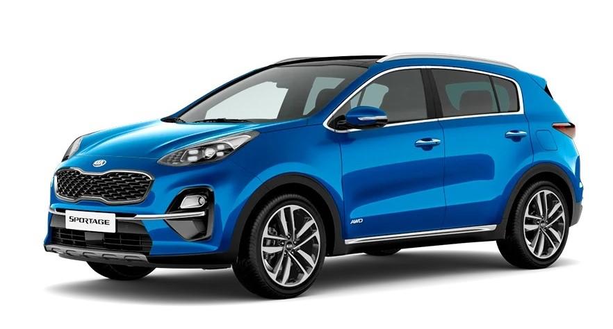 Топ 10 моделей новых легковых авто на украинском рынке