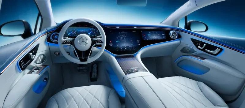 Mercedes-Benz представив конкурента Porsche Taycan і Tesla Model S