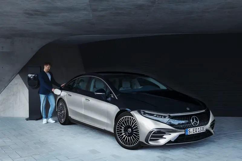 Mercedes-Benz представил конкурента Porsche Taycan и Tesla Model S