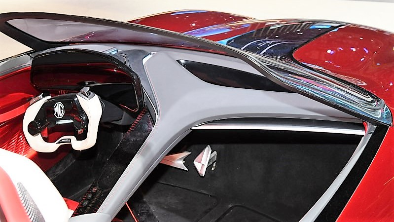 MG представили найбільш очікуваний електромобіль Шанхайського автосалону