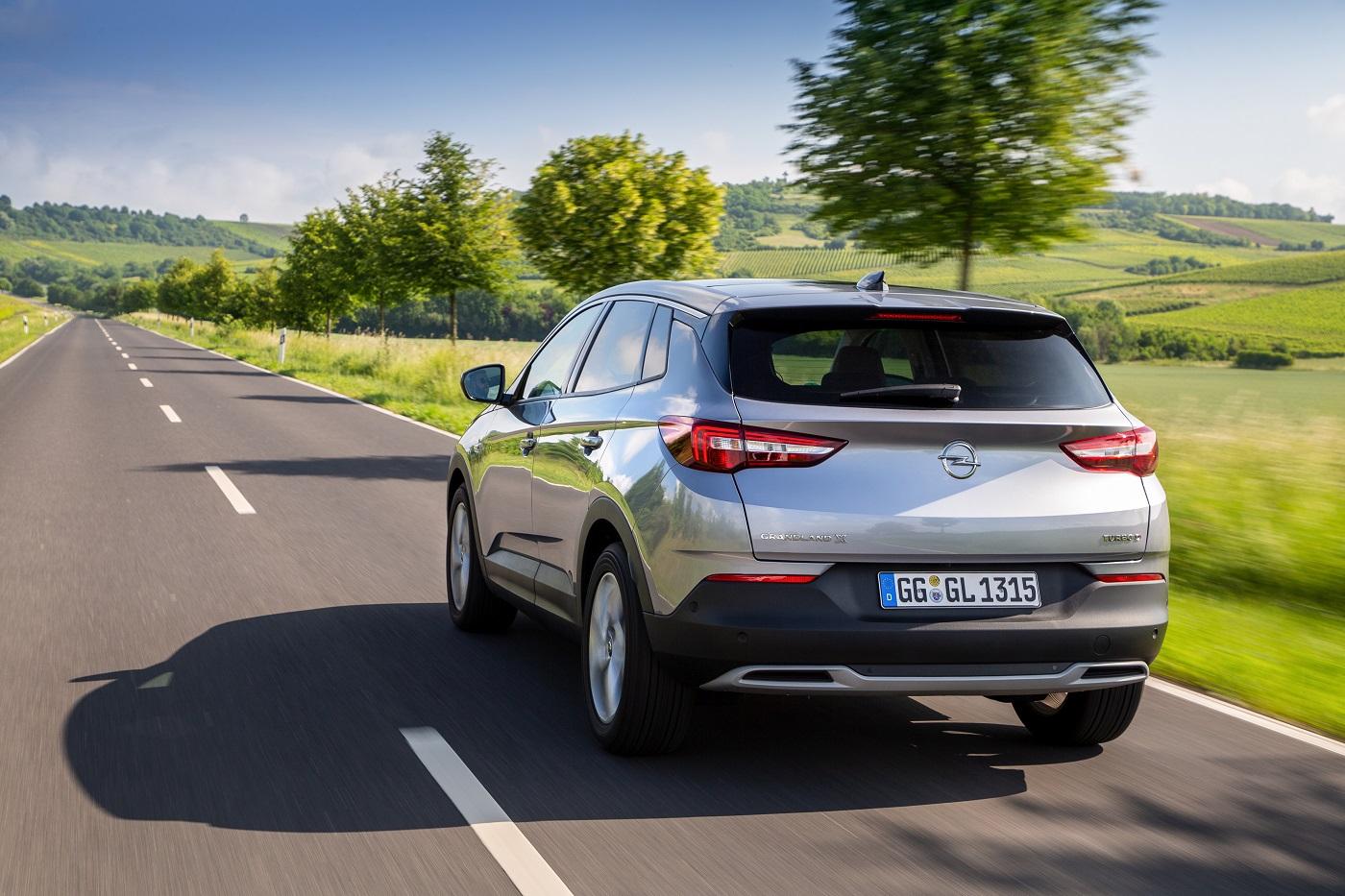 Бренд Opel оголошує про старт спеціальної цінової пропозиції на SUV-флагман Opel Grandland X
