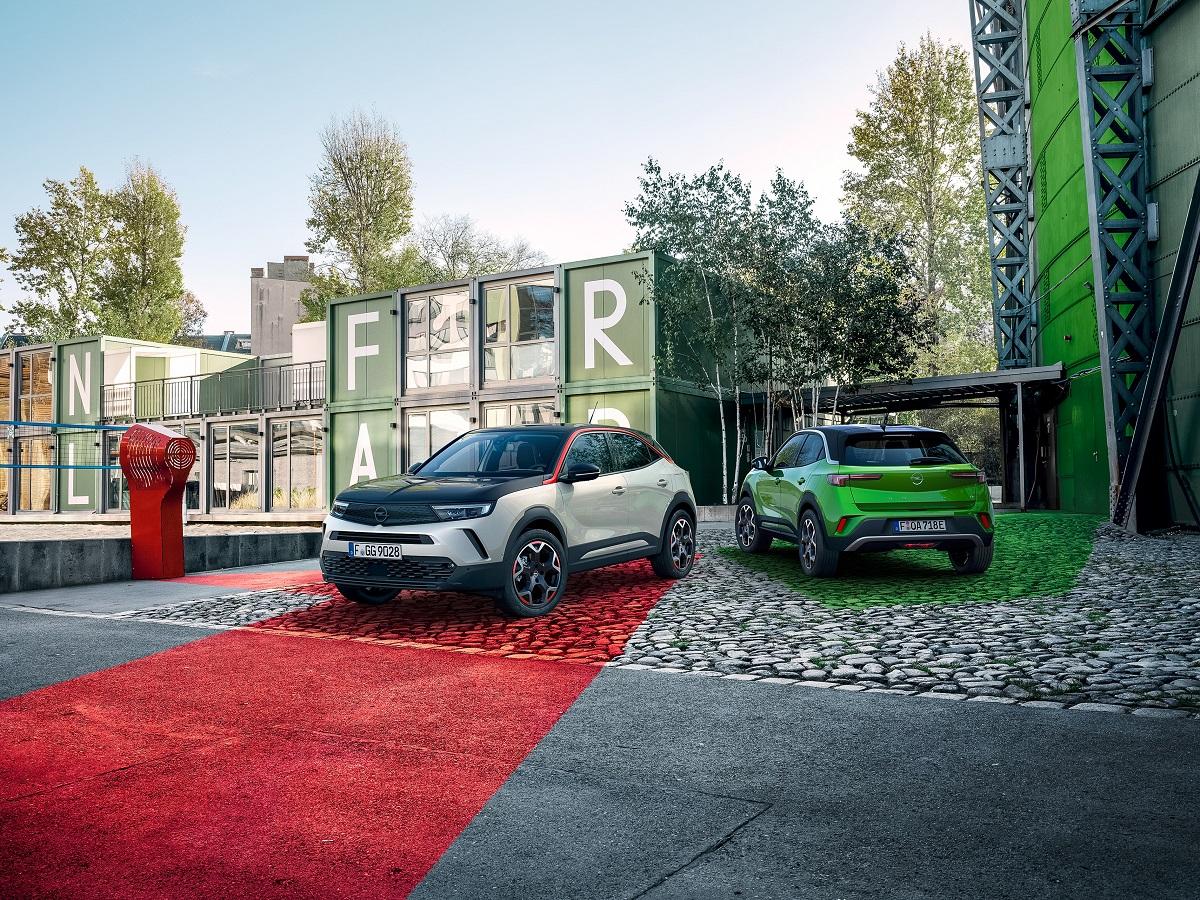 Відкрита завіса таємниці - дізнайтеся комплектації нової Opel Mokka для України