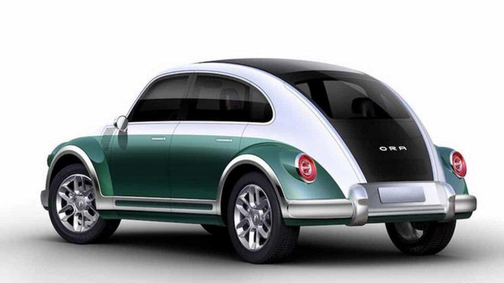 Электромобиль Ora Punk Cat заинтересовал юристов Volkswagen AG