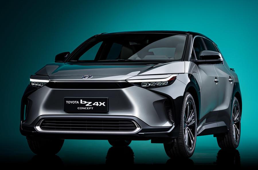 Toyota готовит новую модельную линейку электромобилей