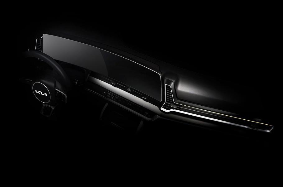 Раскрыта внешность нового Kia Sportage