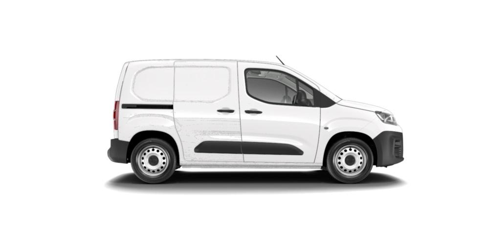 Новинка CITROЁN Berlingo Control+ пропонує розширений перелік оснащення для максимального комфорту і зручності водія