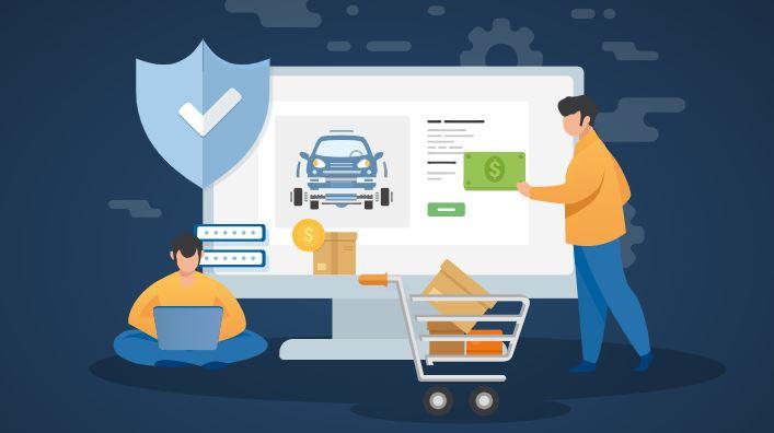Безпечна торгівля та прості покупки запчастин разом з Avtopro.ua