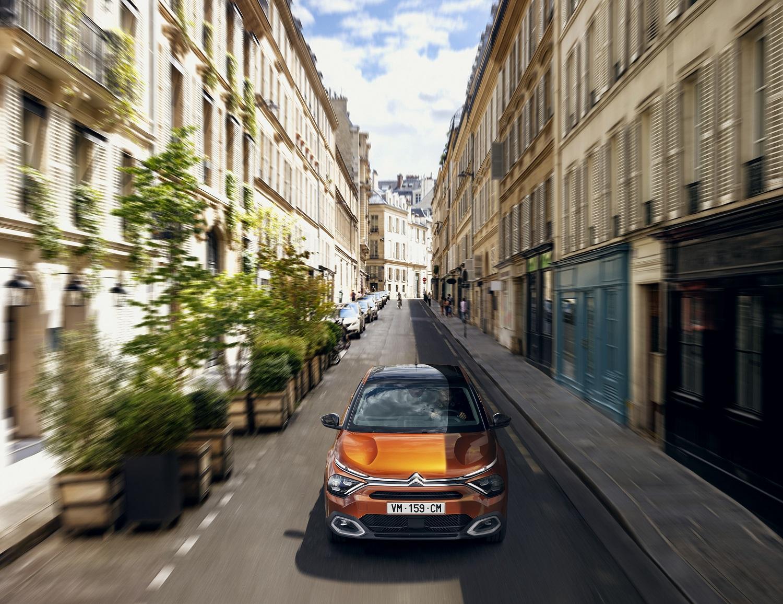 Бренд CITROЁN объявляет о начале приема заказов на модель С4 нового поколения