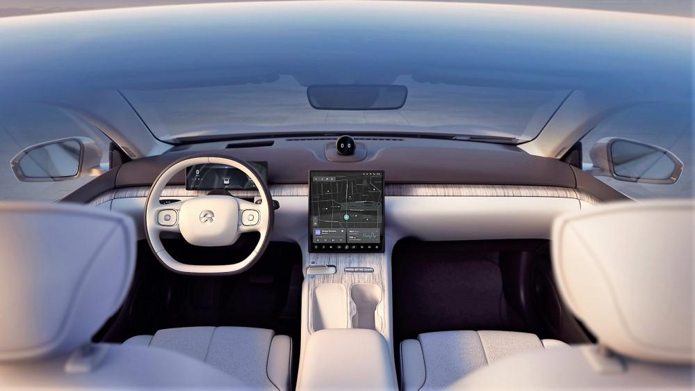 Nio начал производство своего седана ET7