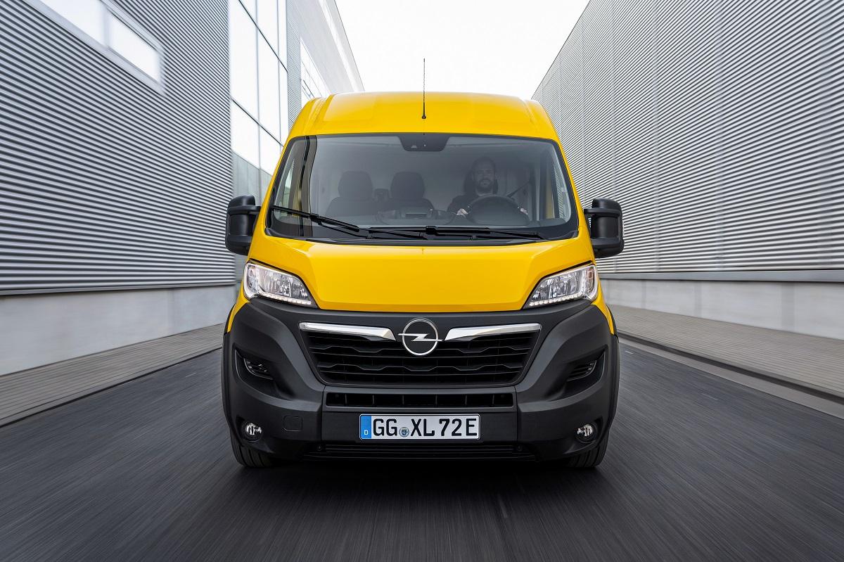 Новий Opel Movano-e завершує електрифікацію лінійки комерційних автомобілів Бренду