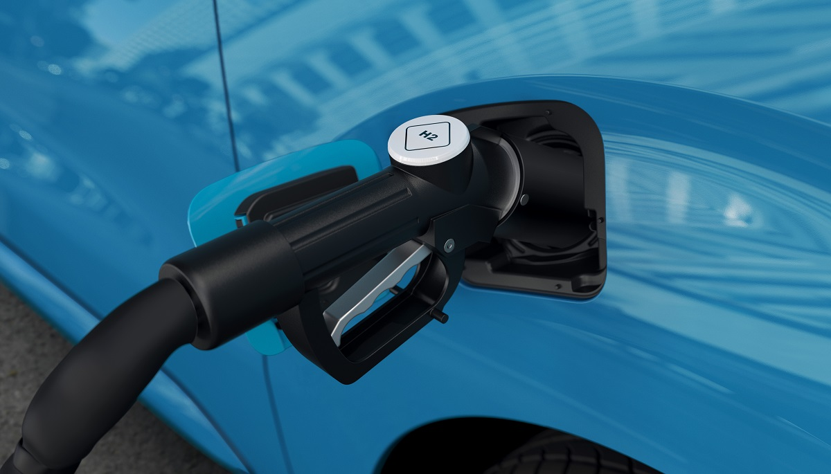 Новый PEUGEOT e-EXPERT Hydrogen. Первый серийный водородный автомобиль Бренда PEUGEOT