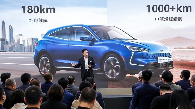 Від телефонів до автомобілів. Як Huawei і інші китайські компанії вриваються в автоіндустрію