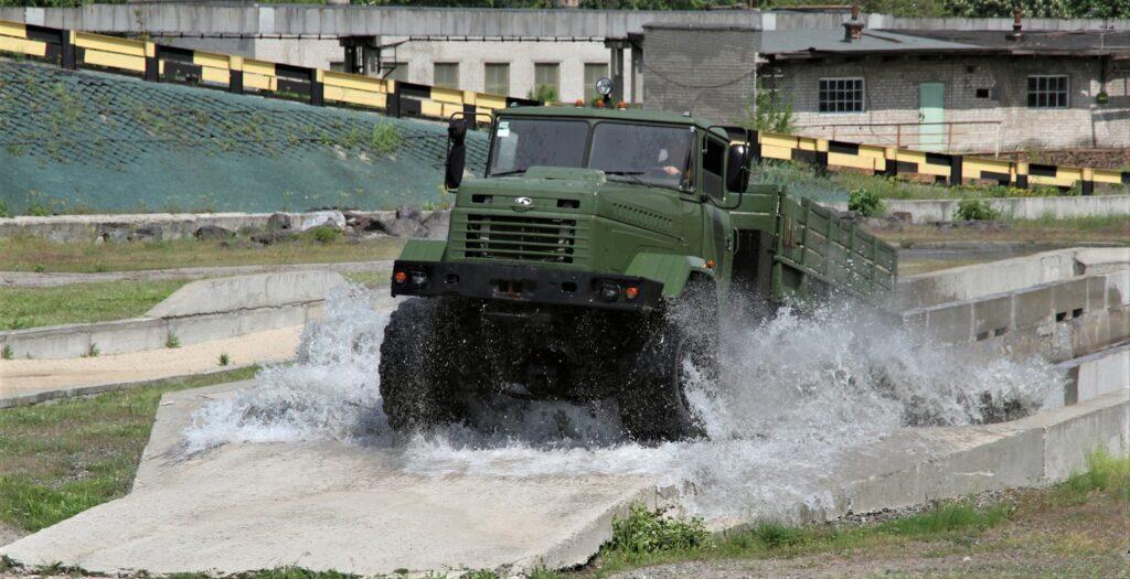 ВСУ должны быть оснащены качественными грузовиками отечественного производства
