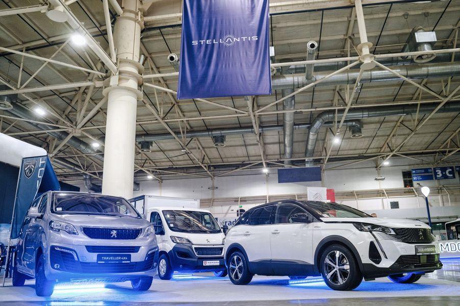 На виставці Агро 2021 Концерн Stellantis представить широку модельну лінійку автомобілів різних Брендів