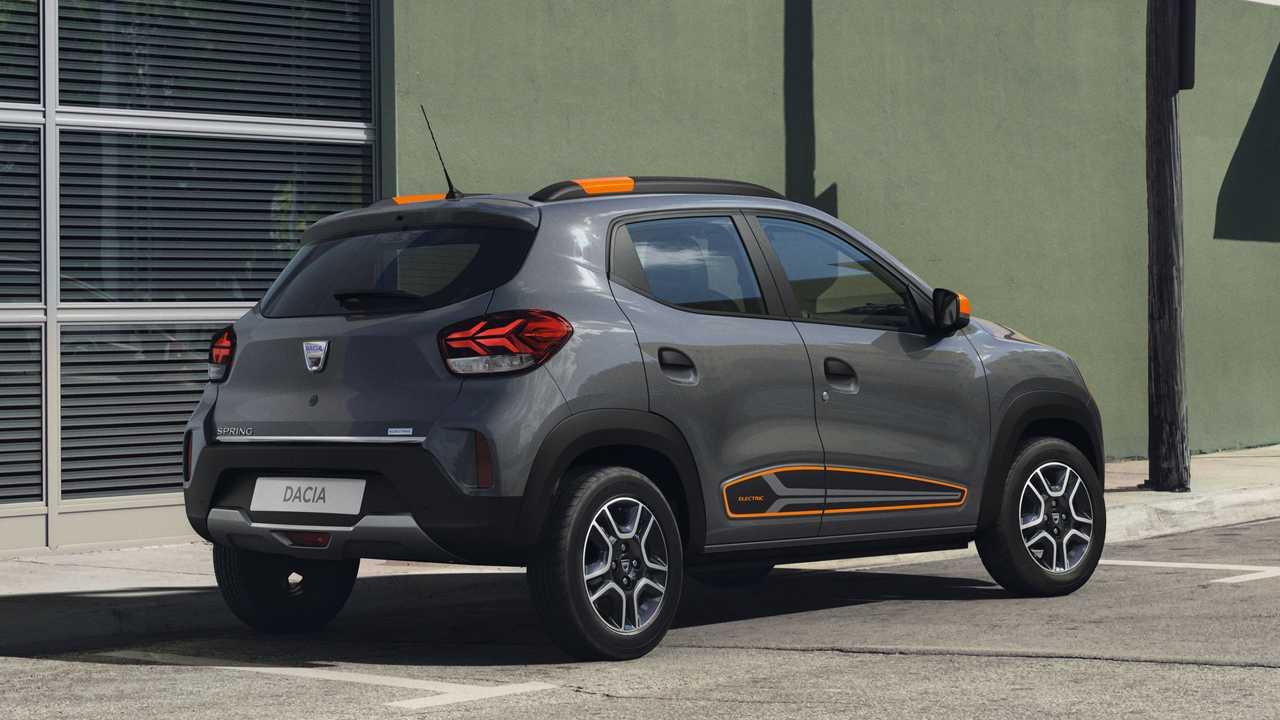 Dacia випустить електричний Sandero