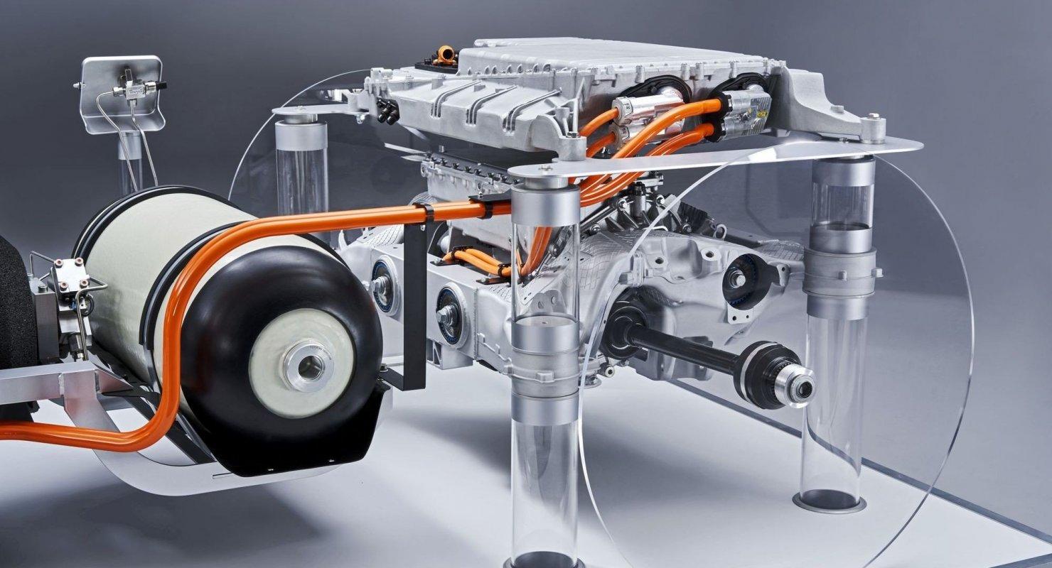 В Європі концерни активно ведуть науково-дослідні роботи по впровадженню автомобілів на водневих двигунах