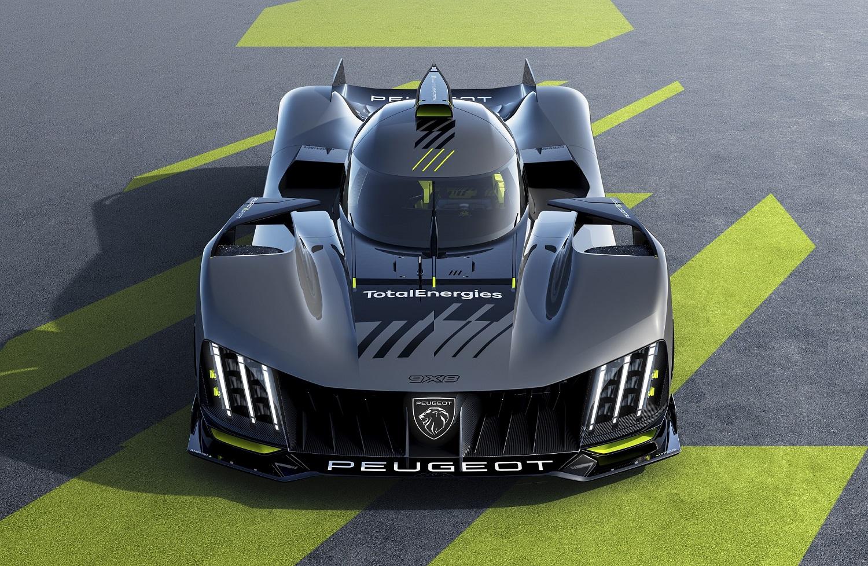Компанія Peugeot представила новий гіперкар найсучаснішого покоління