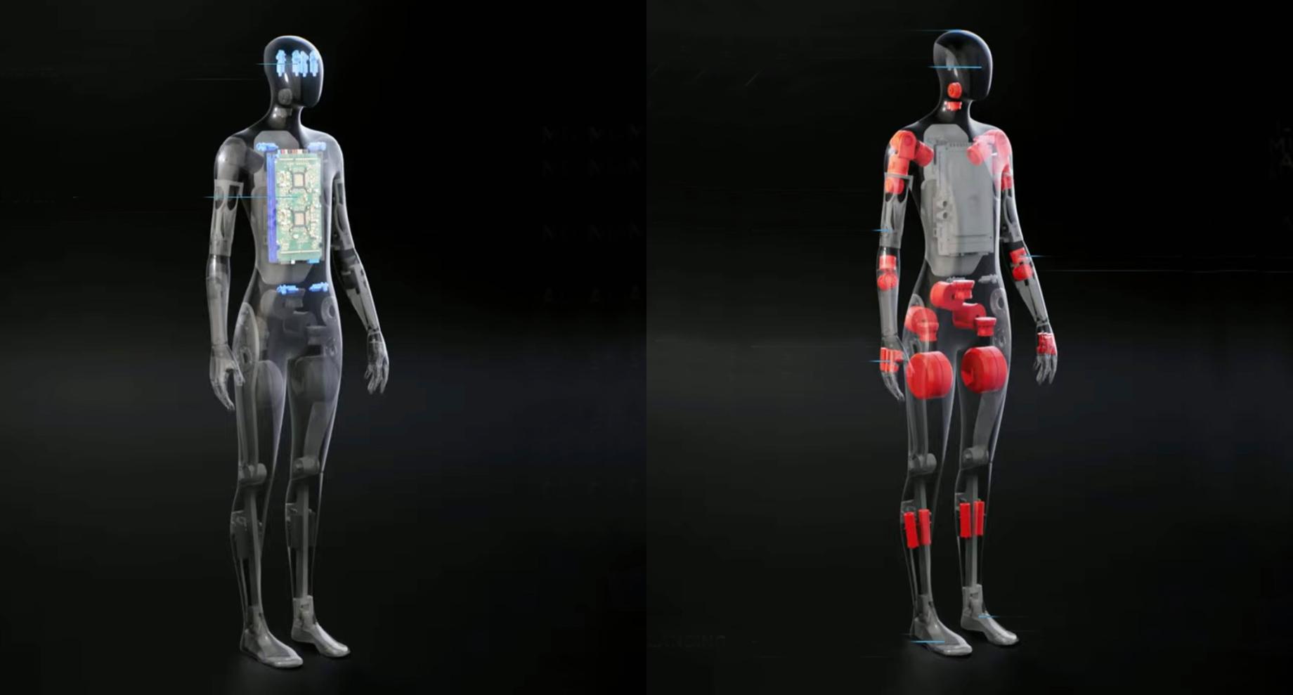 Гуманоїдний Tesla Bot розширить сферу компетенції компанії