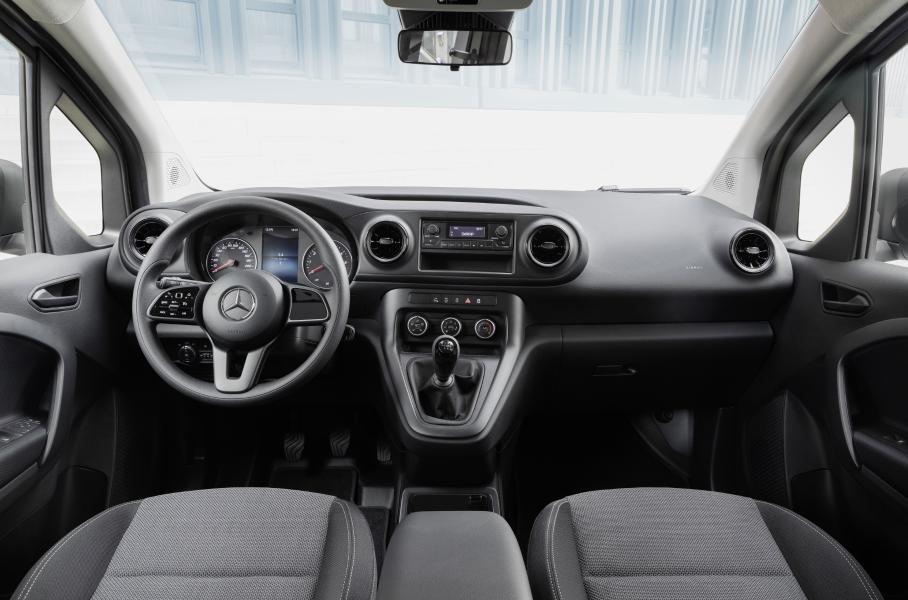 Mercedes-Benz представив новий Citan