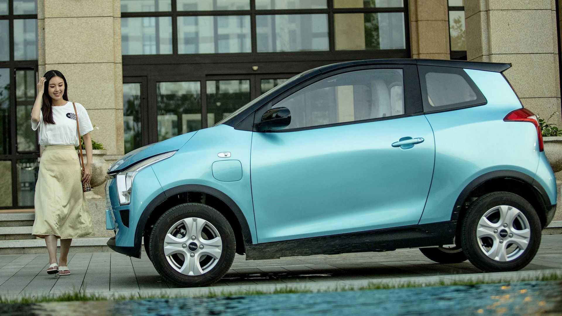 Chery випустить мініатюрний електромобіль під новим брендом