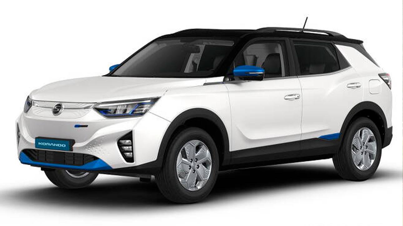 Бренд SsangYong планує повернутися на ринок з електричними позашляховиками