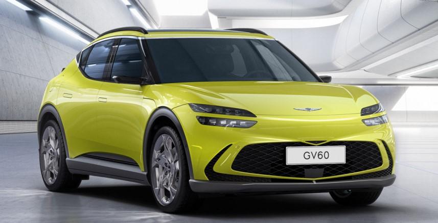 Genesis показал свой первый серийный электромобиль