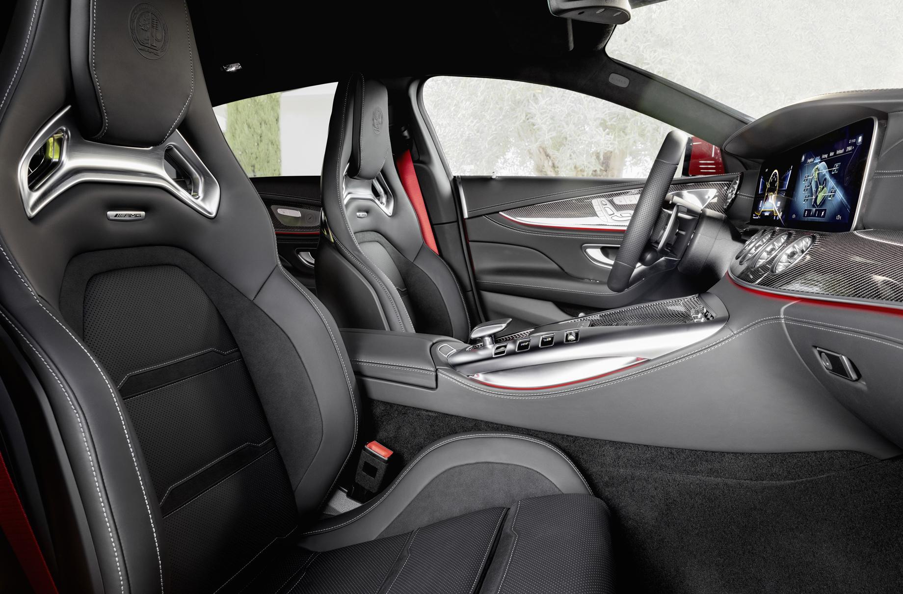 Mercedes-AMG GT 63 S E Performance виявився потужнішим очікуваного