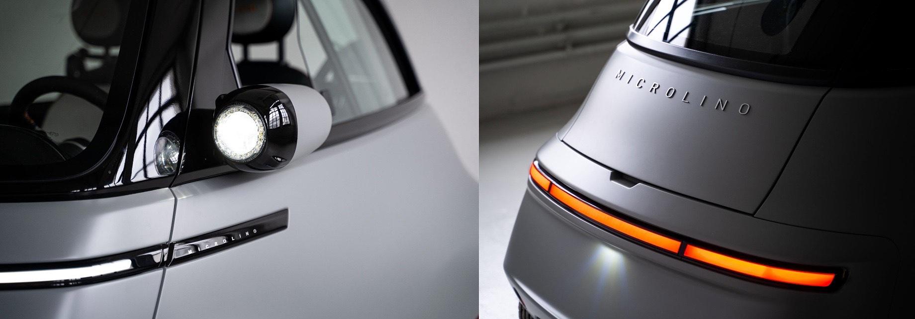 На Мюнхенском автошоу дебютировал серийный экземпляр электрокара Microlino