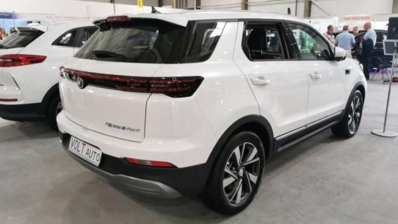 Які китайські електромобілі показали на виставці Plug-In Ukraine 2021. Топ-5 моделей