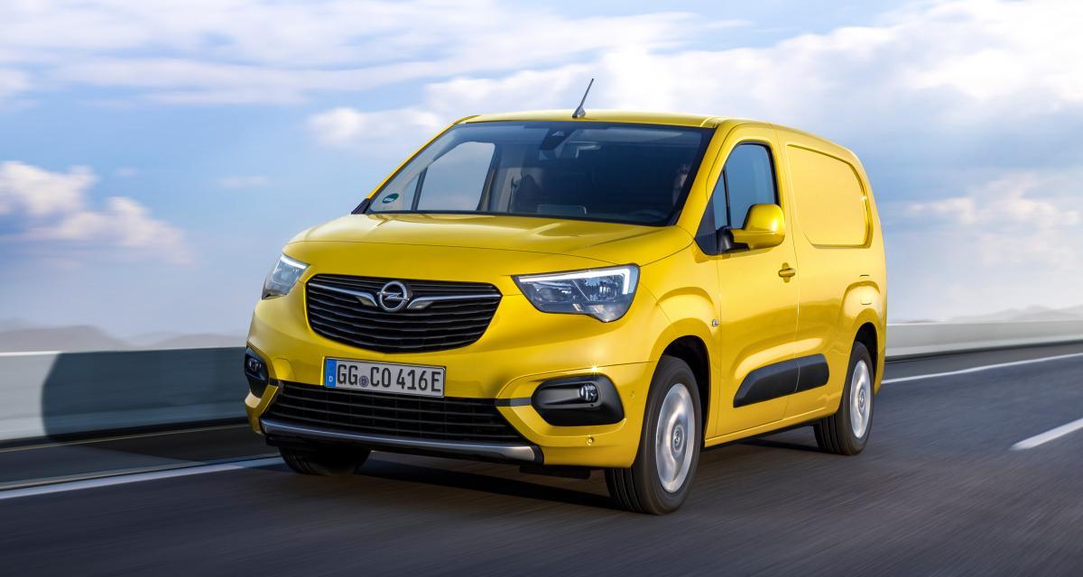 Бренд Opel повертається в ТОП-20 автомобільних брендів в Україні
