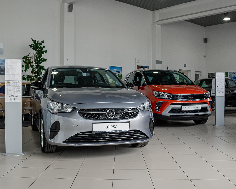 Бренд Opel приходит в Ивано-Франковск: первый дилер Opel уже начал свою работу