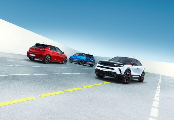 Бренд Opel демонструє небувалий успіх на ринку України: зростання продажів + 78% за 9 місяців